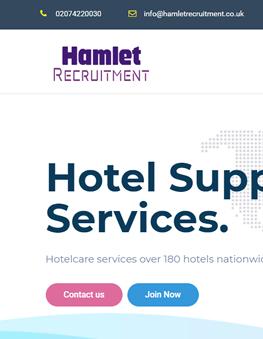hamletrecruitment.co.uk